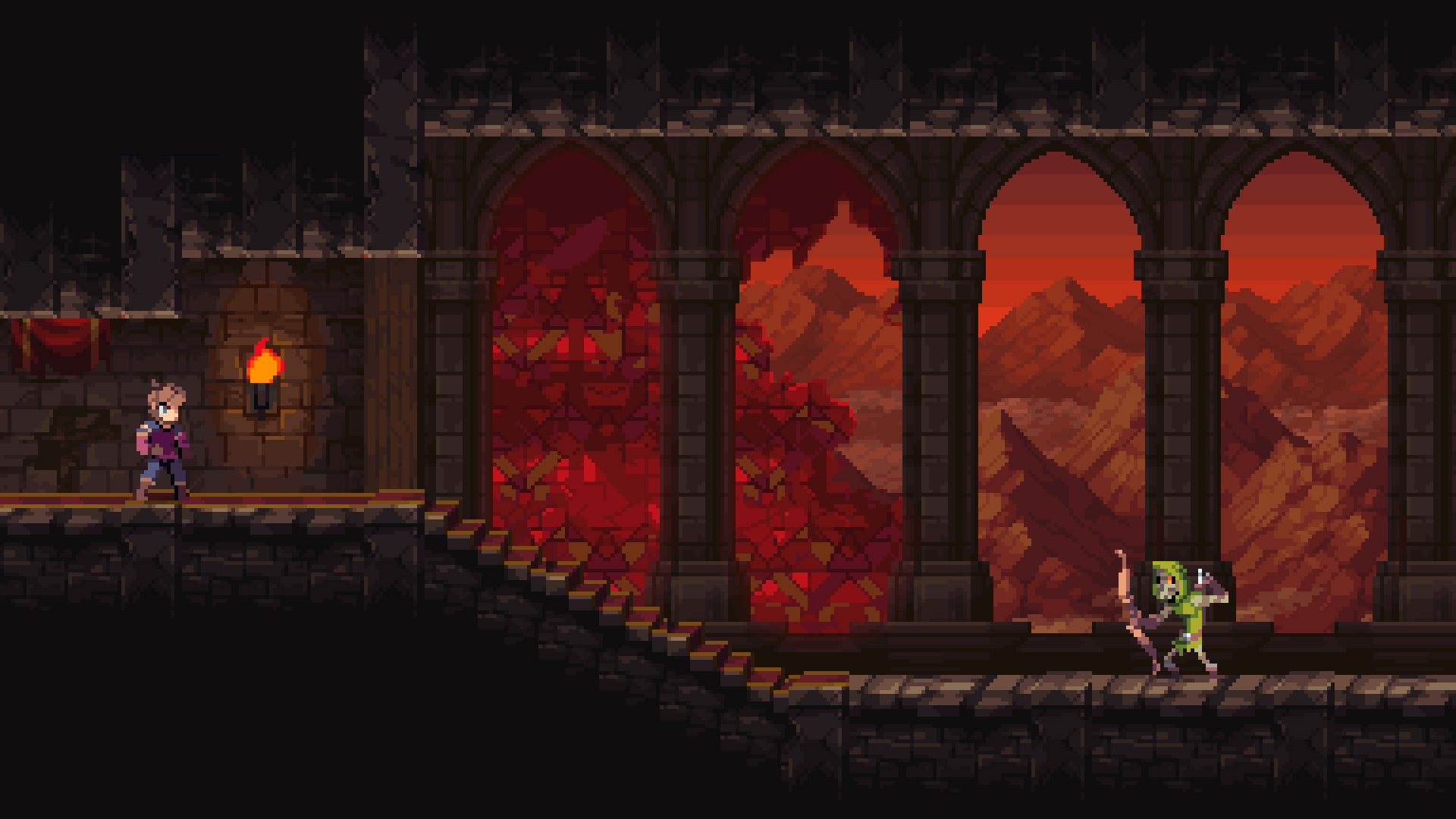 Chasm screenshot
